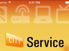 City Service - Компьютерная помощь 1.0 Screenshot