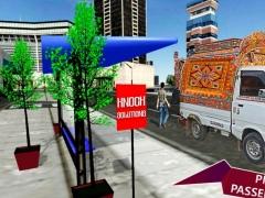 City Van Simulator 3D 1.0 Screenshot