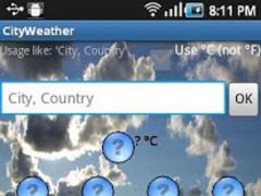 City - Weather 1.0 Screenshot
