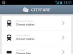 Cityfare Free 1.2 Screenshot