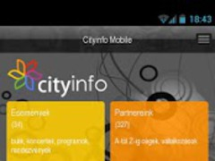 Cityinfo 2.1 Screenshot