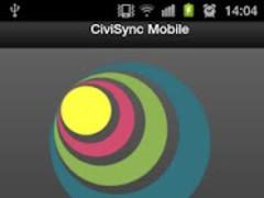 CiviSync Mobile 1.0 Screenshot