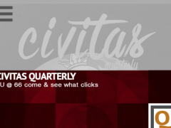 Civitas Quarterly 2015-1 1.2 Screenshot