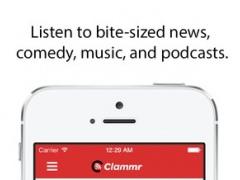 Clammr Radio – Discover Podcasts, Music, & News Headlines 1.12.0 Screenshot