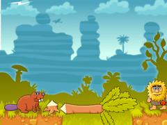 Clan Primitive Adventure Time 1.0 Screenshot
