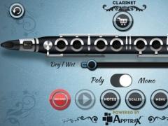 Clarinet Pro HD 1.9.1 Screenshot
