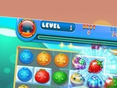Clash Fruit Garden Match Line - Fruit match 3 Mania 1.0 Screenshot