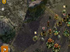 ☣️ Clash Of Orcs ⛺️ City Building Defense War TD  Screenshot