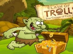 Clash of Trolls Lost Treasure of Troll Island: Find it if you can 2.4 Screenshot