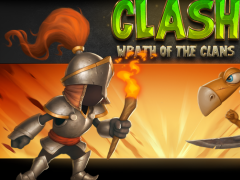 Clash: Wrath of the Clans 1.1.1 Screenshot