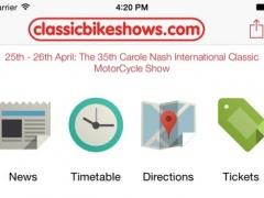 Classic Bike Shows 3.1.7 Screenshot