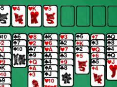 Classic FreeCell Solitaire 1.5 Screenshot