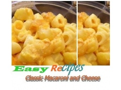 Classic Macaroni and Cheese 0.0.1 Screenshot
