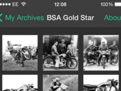 Classic Motorcycle Archive 1.0 Screenshot