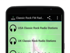 Classic Rock FM Radio 1.0 Screenshot