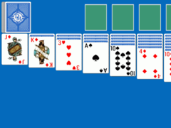 Classic Solitaire for Mac OSX 2.3.7 Screenshot