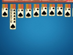 Classic Spider Solitaire HD 4.5 Screenshot