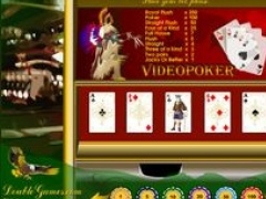 Classic Videopoker 1.0 Screenshot