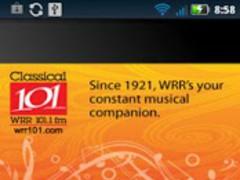 Classical 101 WRR Radio 1.0 Screenshot