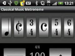 Classical Music Metronome 1.0 Screenshot
