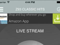 ClassicHitsZ93 6.0.9 Screenshot