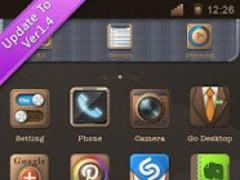 Classics GO LauncherEX Theme 1.0 Screenshot