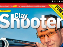 Clay Shooter - Free Magazine 2.0 Screenshot