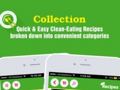 Clean Eating Recipes~Easy and Delicious Meal Ideas 1.0 Screenshot