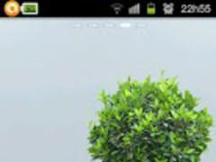 Clean Go Launcher Ex Theme 1.0 Screenshot