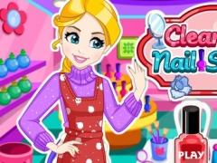 Clean Up Nail Salons 1.0 Screenshot