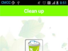 Clean up 1.0 Screenshot