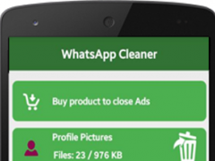 Cleaner For Whatsapp plus 1.1 Screenshot