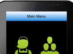 Cleaning Business Software for Mobile 1.2 Screenshot