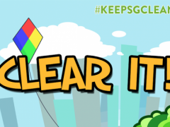 Clear It! - Keep SG Clean Game 1.0 Screenshot