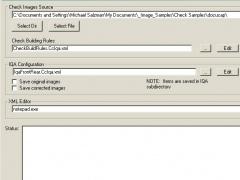 ClearCheck21 IQA Engine 1.4 Screenshot