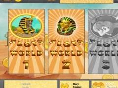 Cleopatra Ancient Grand Slots 1.0 Screenshot