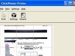 Click2Poster 1.0 Screenshot