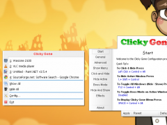 Clicky Gone Portable 1.4.4.1 Screenshot