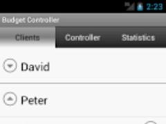 Client Budget Controller 1.0 Screenshot