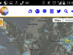 ClimaYa Latin America Weather 4.0801R Screenshot