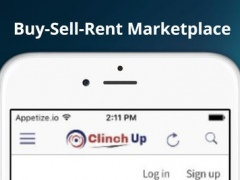 Clinch Up - Buy, Sell & Rent Marketplace 1.1.0 Screenshot