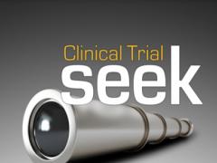 Clinical Trial Seek 2.1 Screenshot