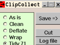 Clip'n Collect 1.8.1 Screenshot