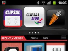 Clipsal iCat 3.4.1 Screenshot
