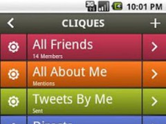 Clique 1.1 Screenshot