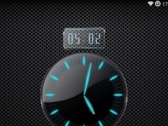 Clock and weather 1.7 Screenshot