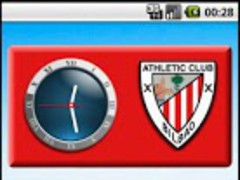 Clock - Athletic Club Bilbao 1.0 Screenshot