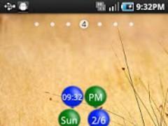 Clock cat .f 1.0.19 Screenshot