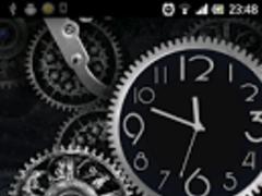 Clock Classic LiveWallpaper 1.1 Screenshot