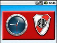Clock - River Plate 1.0 Screenshot